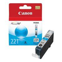 Canon CLI-221 Cyan Cartridge