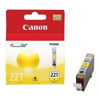 Canon CLI-221 Yellow Cartridge