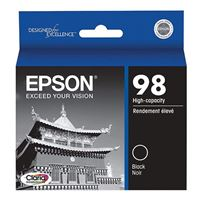 Epson 98 High Capacity Black Ink Cartridge