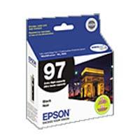 Epson 97 Extra-high Capacity Black Ink Cartridge