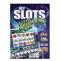 Masque IGT Slots: Little Green Men (PC/Mac)