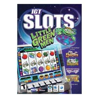 Masque IGT Slots: Little Green Men (PC / Mac)