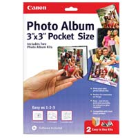 "Canon Photo Album Pocket Size 3""x3"""