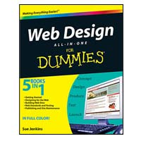 Wiley Web Design All-in-One Desk Reference For Dummies