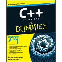 Wiley C++ All-In-One Desk Reference For Dummies, 2nd Edition
