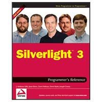 Wiley Silverlight 2 Programmer's Reference
