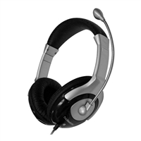 TekNMotion Yapster Chat, Gaming, Music Stereo Headset - Black