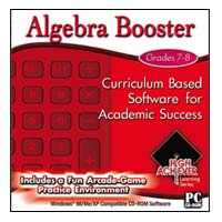 PC Treasures High Achiever Algebra Booster