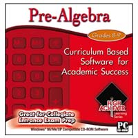 PC Treasures Pre-Algebra (PC)