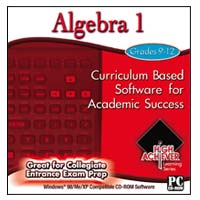 PC Treasures Algebra 1