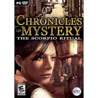 City Interactive Chronicles of Mystery: The Scorpio Ritual (PC)