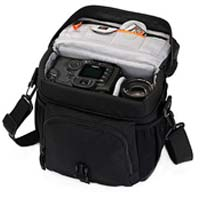LowePro Nova 170AW Camera Bag Black