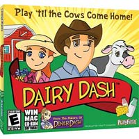 Encore Software Dairy Dash (PC)