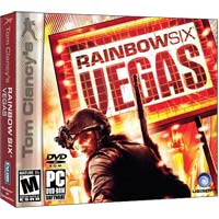 Encore Software Tom Clancy's Rainbow Six: Vegas (Jewel Case) (PC)