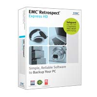 Smith Micro EMC Retrospect Express HD 2.5 (PC)