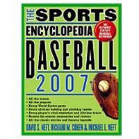 World Publications Sports Encyclopedia: Baseball 2007
