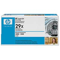 HP C4129X LaserJet Black High Capacity Toner Cartridge
