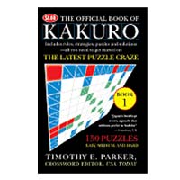 The Official Book of Kakuro: Book 1