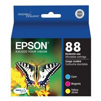 Epson T088520 Multi-Pack Color Ink Cartridge