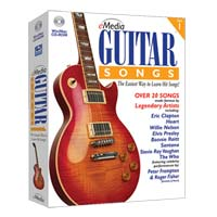 eMedia Guitar Songs