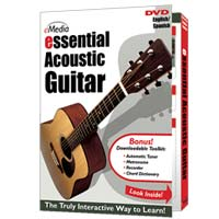 eMedia Essential Acoustic Guitar