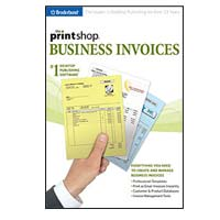 Encore Software The Print Shop: Business Invoices 2009 (PC)