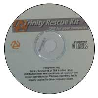 MCTS Trinity Rescue Kit 3.2