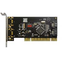 Syba 2-Port Serial ATA RAID Low Profile PCI Card