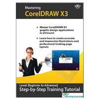Amazing eLearning Mastering CorelDRAW X3 (PC)