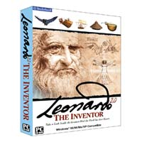 PC Treasures Leonardo the Inventor (PC)