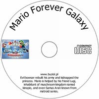 MCTS Mario Forever Galaxy (PC)