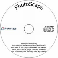 MCTS Photoscape - Shareware/Freeware CD (PC)