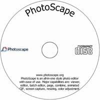 MCTS Photoscape - Shareware/Freeware CD (PC)