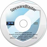 MCTS SpywareBlaster - Shareware/Freeware CD (PC)