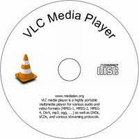 MCTS VLC Media Player - Shareware/Freeware CD (PC)