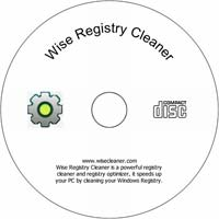MCTS Wise Registry Cleaner 3 - Shareware/Freeware CD (PC)