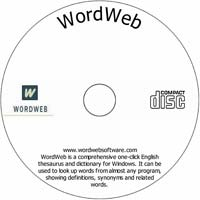 MCTS WordWeb - Shareware/Freeware CD (PC)