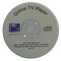 Online TV Player (PC)