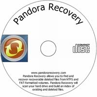 MCTS Pandora Recovery - Shareware/Freeware CD (PC)