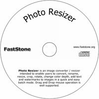 MCTS FastStone Photo Resizer - Shareware/Freeware CD (PC)