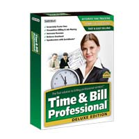 Individual Software Time & Bill Professional Deluxe Edition (PC)