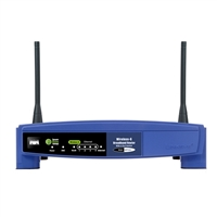 LinkSys WRT54GL - Wi-Fi Wireless-G Broadband Router with Linux Firmware