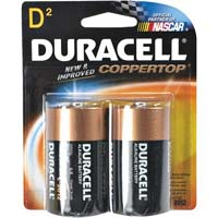 Duracell Alkaline D Battery