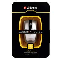 Verbatim Notebook USB Laser Mouse