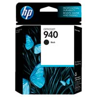 HP HP 940 Black Ink Cartridge (C4902AN)
