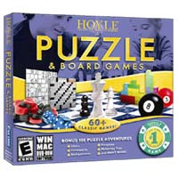 Encore Software Hoyle Puzzle & Board Games 2008 (PC/Mac)