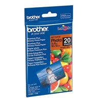 "Brother Glossy Paper 4""x6"" 25 Sheets"
