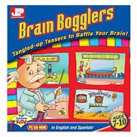 PC Treasures Junior Professor: Brain Bogglers (PC)