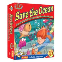PC Treasures Early Learning Fun: Save the Ocean (PC)