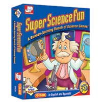 PC Treasures Junior Professor: Super Science Fun